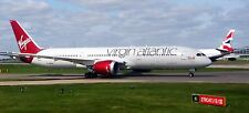 Virgin Atlantic 787-9 at London Heathrow Airport