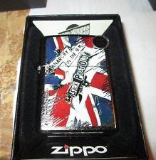 Sex Pistols Zippo Lighter Authentic 2013 Licensed Rock N Roll
