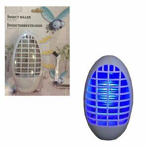 2er Set Mückenstecker mit LED Licht ohne Nachfüllen Mückenschutz Insektenschutz