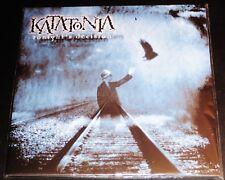 Katatonia: Tonight's Decision 2 LP Double Vinyl Record Set 2007 Peaceville NEW