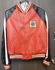 Official All Star Cafe Orlando Leather Jacket Size XX-Large Rare Vintage