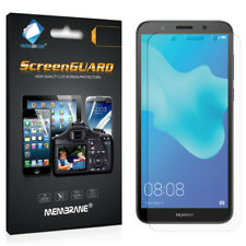 New Huawei Y5 (2018) Screen Protector Cover Guard - [3 Pack - Hd Clear]