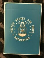 Vintage New United States Air Force USAF Recreation Playing Cards