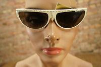 echte Vintage Sonnenbrille - 60er Jahre - Mid Century Design - Dorris Day Brille