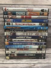 Comedy Drama Stand-Up Funny Bundle Lot of 16 Dvd Movies Life of Brian.