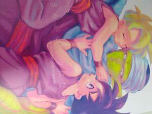 Dragon Ball doujinshi Piccolo X Gohan (B5 24pages) Ama Kimi Ga Ikutsuni