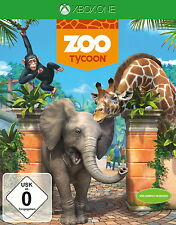Zoo Tycoon (Microsoft Xbox One, 2013, DVD-Box)