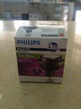 Philips 7w MR16 LED LAMP  Coolwhite or Warmwhite  x 10