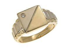ANELLO gioiello in ORO anelli uomo donna con pietre 272