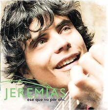 Jeremias : Ese Que Va Por Ahi CD
