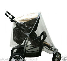 NEW Raincover Rain cover for 3 wheeler Viper Viper SLX pushchair pram Hauck etc.