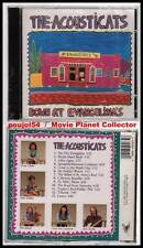 """THE ACOUSTICATS """"Down At Evangelina's"""" (CD) 1992 NEUF"""