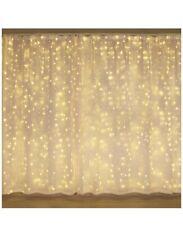 300 LED Curtain Lights, Twinkle Lights for Bedroom