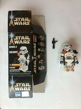 Medicom Tomy  Star Wars KUBRICK SANDTROOPER  loose + complete  U.S. seller