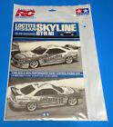 1995 VINTAGE TAMIYA 1/10 LOCTITE NISSAN SLYLINE GT-R N1 MANUAL SEALED #58155