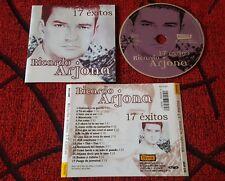 RICARDO ARJONA *** 17 Exitos *** ORIGINAL & VERY SCARCE 1999 Spain CD