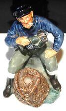 Royal Doulton lobster pot homme parfait état par M. NICOLL C. 1963 HN2317-RARE