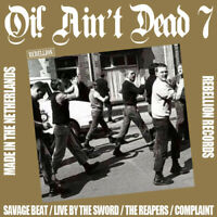 "Various Artists : Oi! Ain't Dead - Volume 7 VINYL 12"" Album (2019) ***NEW***"