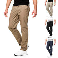 Selected Herren Chino Hose Herrenhose Classic Business Chinohose Casual Stretch