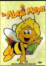 LA ABEJA MAYA DVD 5 de los Mejores CAPITULOS Español Latino NEW