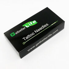 Pro 50Pcs Premium Quality 9RL Tattoo Needles Round Liner Magum Model Supply