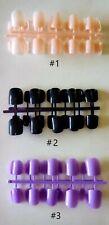 Fake Nails Short Round Soft Nail Tips Manicure False Nails