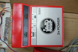 LGB 5009 FahrstromverstärkerTrafo 5003 u. alten Trafo 5008 + Prüfer  - Bastler -