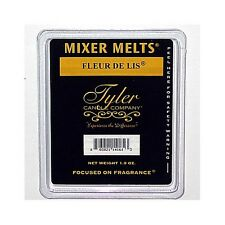 Tyler Candle Mixer Melts Set of 4 - Fleur de Lis