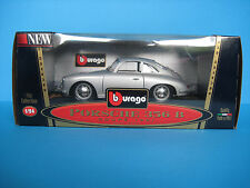 Diecast Bburago Porsche 356 B Coupe 1961 1/24 Vip Collection Mint in Box