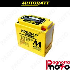 BATTERIA PRECARICATA MOTOBATT MBTX12U HONDA VT SHADOW AERO 1100 2001>2004