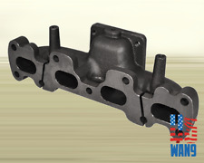 1994-2005 Mazda Miata NB 1.8L MX-5 Turbo Manifold Cast Iron Header