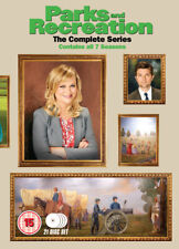 Parks and Recreation: Seasons 1-7 DVD (2015) Amy Poehler cert 15 21 discs