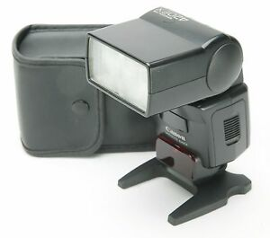 Canon Speedlite 420EX Flash For Film & Digital Cameras. Ex. Clean. Tested.