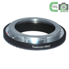 Tamron-M42 Tamron Adaptall 2 AD2 Lens to M42 Screw Mount Camera Adapter Ring