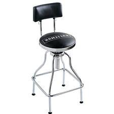Craftsman Adjustable Hydraulic Stool Mechanics Chair Swivel Seat Work Bench Tool