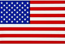 New listing Old Glory American Flag - Cling-on Window Decal