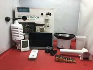 La Crosse Technology WiFi Professional Weather Station With AccuWeather - USED