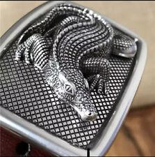 Hombre Mujer Diseñador Cinturón para de Cuero Vintage Cocodrilo Unisex H 38MM