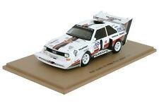 Audi sport quattro s1-walter röhrl-pikes peak 1987 - 1:43 spark 43pp87
