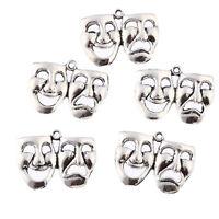 Tape Cassette Charms Music Tibetan Silver Bead charms Pendants 10pcs 19*11mm