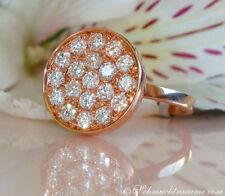 Echtschmuck für Damen mit SI Reinheit Ringgröße 54 (17,2 mm Ø)