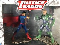 Schleich Justice League Superman vs. Lex Luthor figures # 14- NEW IN BOX SEALED