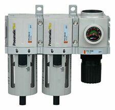 Pneumaticplus Air Filter Coalescing Pressure Regulator 14 Npt Ppc3c N02g R