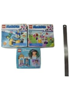 LEGO Bundle Lot of 3!   Unikitty (2)+ Disney Princess. NEW! OFFERS* Sealed.