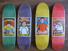 Blind Skateboard handboards F #cked UP kids da collezione raro Deck