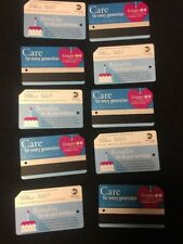 Nyc Metrocard Transit Lot Of 10 New Cards Empire Care For Every Generation Blue