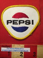 PEPSI PATCH Vtg. Cola Advertising Pop Beverage Nostalgia 00Z4