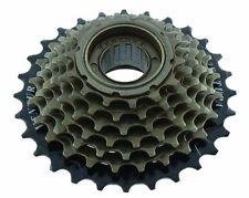 Ventura 5,6 or 7 Speed Freewheel Black/Brown Bike Cassettes Freewheel, New