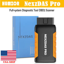 Humzor NexzDAS Pro Full-system OBD2 Auto Diagnostic Tool OBD2 Scanner Programmer