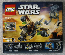 LEGO 75129 STAR WARS Wookies Gunship Series 3 NIB